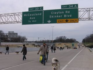Highway 40 walk 010