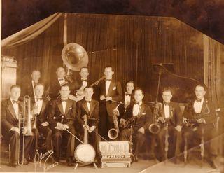 Paul Ermler's Band (grandpa's father)