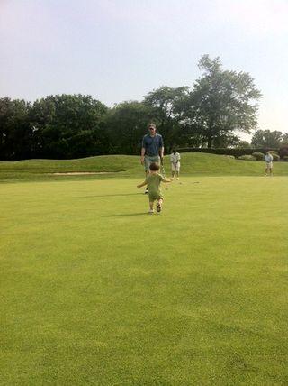 Drew golf course