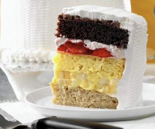 Atomic-cake