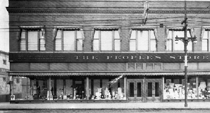 The_peoples_store_1927
